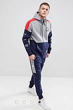 Чоловічий спортивний костюм теплий