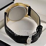 Мужские наручные часы Emporio Armani Quartz Gold Black Эмпорио Армани качественные люкс реплика, фото 4
