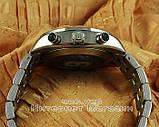 Стильные часы Tissot PRS 330 Tony Parker replica с хронографом и тахиметром качество, фото 2