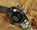 Стильные часы Tissot PRS 330 Tony Parker replica с хронографом и тахиметром качество, фото 4