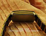 Наручные часы Rado Integral Jubile Gold Black сапфировое стекло реплика ААА мужские женские унисекс, фото 3