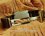 Наручные часы Rado Integral Jubile Gold Black сапфировое стекло реплика ААА мужские женские унисекс, фото 5