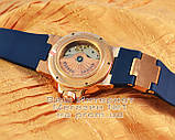 Мужские наручные часы Ulysse Nardin Maxi Marine Chronometer 266-67-3/43 Gold Blue Улис Нардин реплика, фото 3