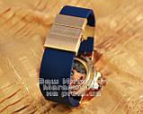 Мужские наручные часы Ulysse Nardin Maxi Marine Chronometer 266-67-3/43 Gold Blue Улис Нардин реплика, фото 7