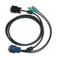 Комплект кабелей D-Link DKVM-IPCB5 для DKVM-IP/IP8, 5м