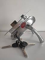 Siba Palermo z14-3k-07-05 дверная ручка + замок + цилиндровый механизм с ключами, к-кт для деревянной двери