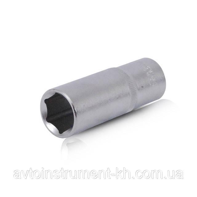 """Головка шестигранная удлиненная 1/2"""", 20x78 мм, хром-ванадий INTERTOOL ET-0120"""