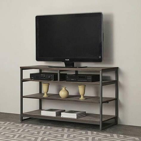 Стіл під телевізор в стилі лофт, фото 2