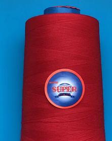 Нитки для шитья  Красный (алый)