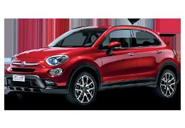 Коврики в салон для Fiat (Фиат) 500X 2014+