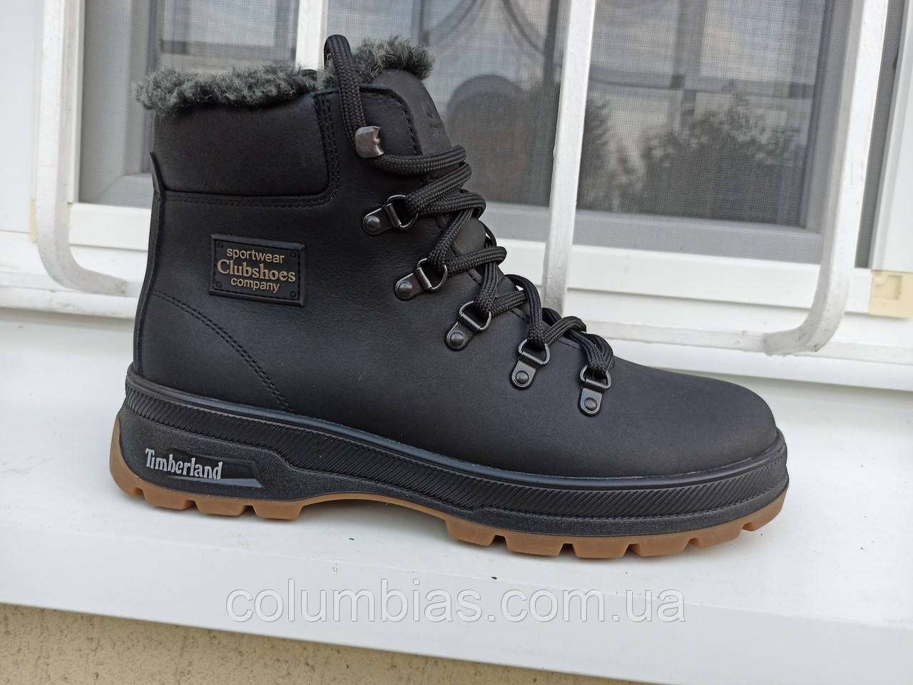 Зимние ботинки timberland 40-45