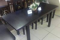 Стол Классик плюс темный венге 1400(+500)х850мм