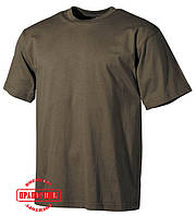 Футболка MFH US T-Shirt OD 00103B