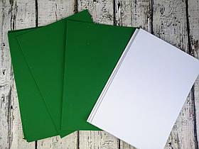 Фоамиран А4 Зеленый Самоклеющийся 20КА4-013 ЦЕНА ЗА 1 Лист 15251Ф JosefOtten