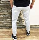 Спортивні штани (фліс) Reebok сірі, фото 3