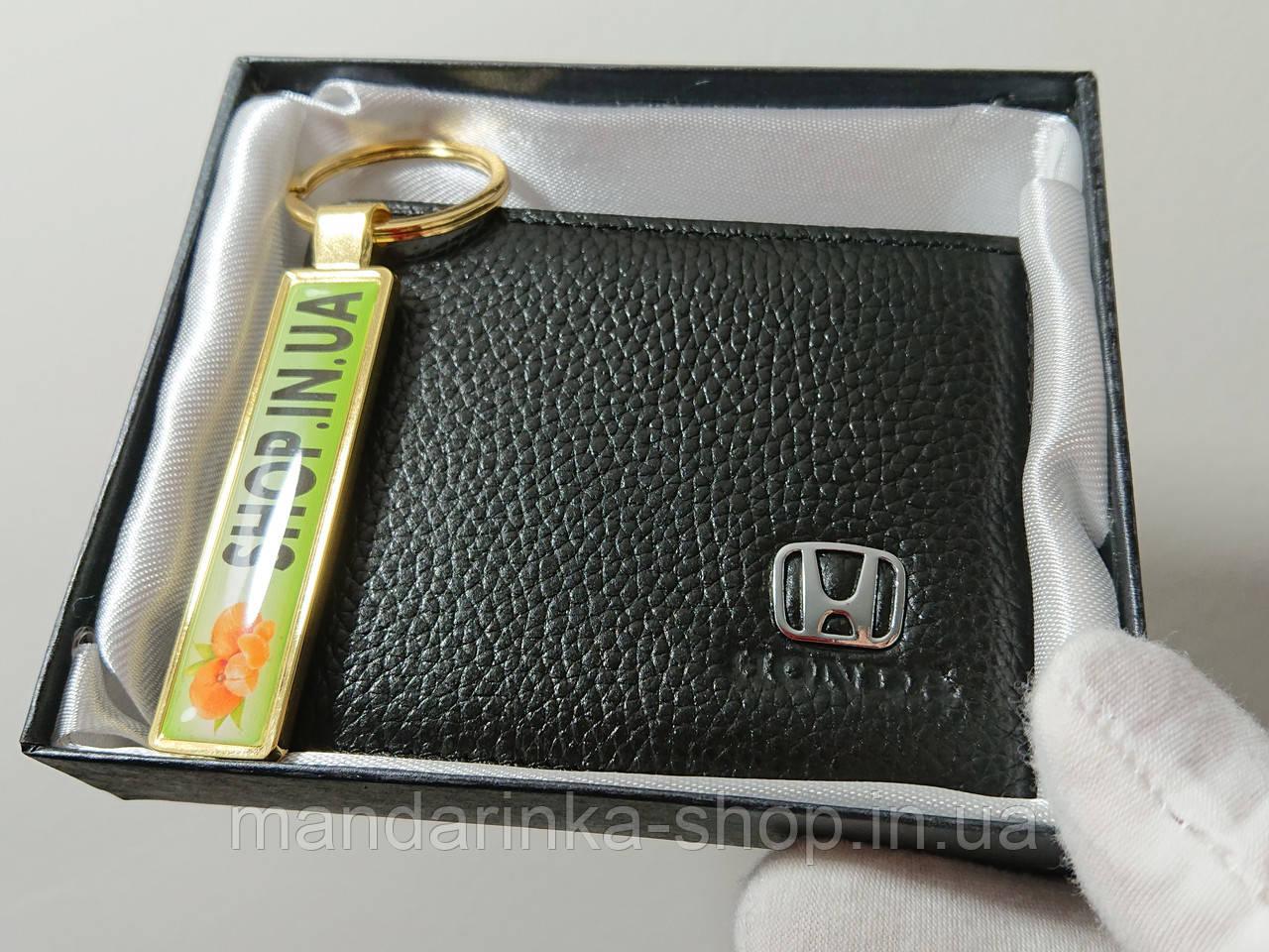 Обкладинка для автодокументів, картхолдер Honda