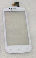 Оригинальный тачскрин / сенсор (сенсорное стекло) для Lenovo A780 (белый цвет)