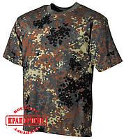 Футболка MFH US T-Shirt Flectarn 00103V