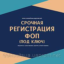 Регистрация ФОП в Днепре
