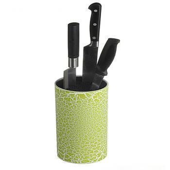 Подставка для ножей STENSON Сracks 18 х 11 см (R22024)