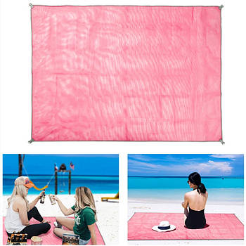 Пляжный коврик анти песок SAND MAT 150 см
