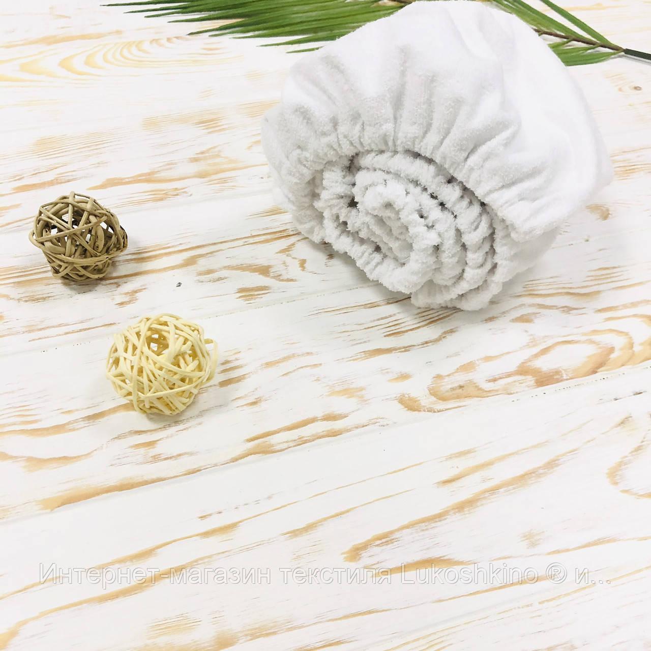 Непромокаемая простынка на резинке в коляску Lukoshkino ® Размер 35*75 см.  NPR-1