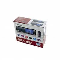 Автомагнитола MP3 3882 ISO 1DIN сенсор