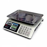 Весы торговые DOMOTEC MS-CK982S MB 50кг