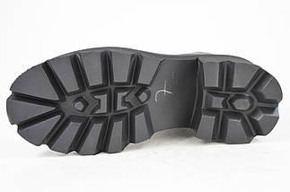 Ботинки Lottini 25205 кожаные цигейка, фото 3