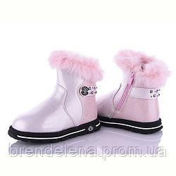 Детские зимние ботинки ВВТ р27-32  (код 5134-00)