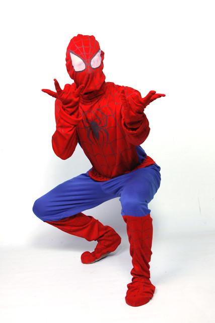 Костюм для аниматора Человек-паук (277.01)