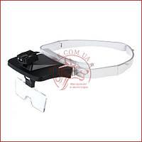 Бинокуляр з підсвічуванням TH-9203, регулювання фокусування, компактні