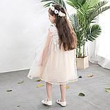 Нарядное красивое детское платье на выпускной праздник утренник фотосессию, фото 2