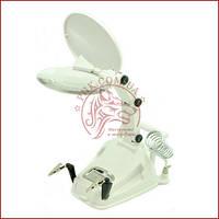 Тримач з лупою Третя рука TH-7027B, підсвічування, підставка для паяльника
