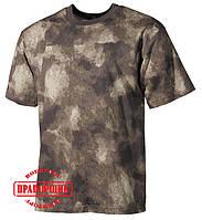 Футболка MFH US T-Shirt A-TAcs AU 00104P