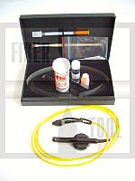 Устройство для точной стыковки оптических волокон HU125