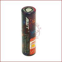 Аккумулятор 18650 литиевый AWT 3500mah 35A высокотоковый