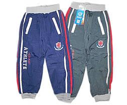Балоневые брюки на флисе для мальчиков, размеры 98,  H&S, арт.B  265 C
