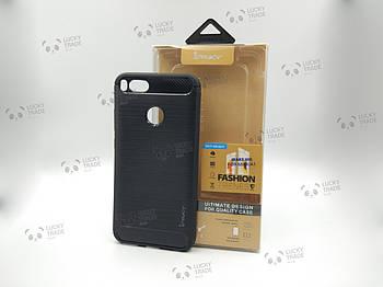 Силіконовий чохол Ipaky TPU Xiaomi Mi 5X / A1 бампер накладка Чорний [1238]