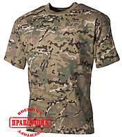 Футболка MFH US T-Shirt Multicam 00104X