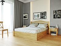 Деревянная кровать Афина Нова с механизмом Лев Мебель