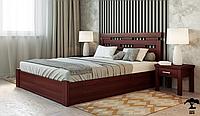 Деревянная кровать Зевс с механизмом Лев Мебель