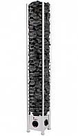 Электрическая печь Sawo TOWER TH6-80 NB CNR(8 кВт, 7-13 м3, 380 В ), угловая установка, со встраенным пультом