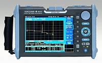 Yokogawa AQ7275 735041 HR, SM/ММ 0,85/1,3/1.31/1.55, PM, SLS, FC-адаптер рефлектометр