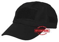 Кепка MFH Black TACTICAL BASEBALL CAP 10263A, фото 1