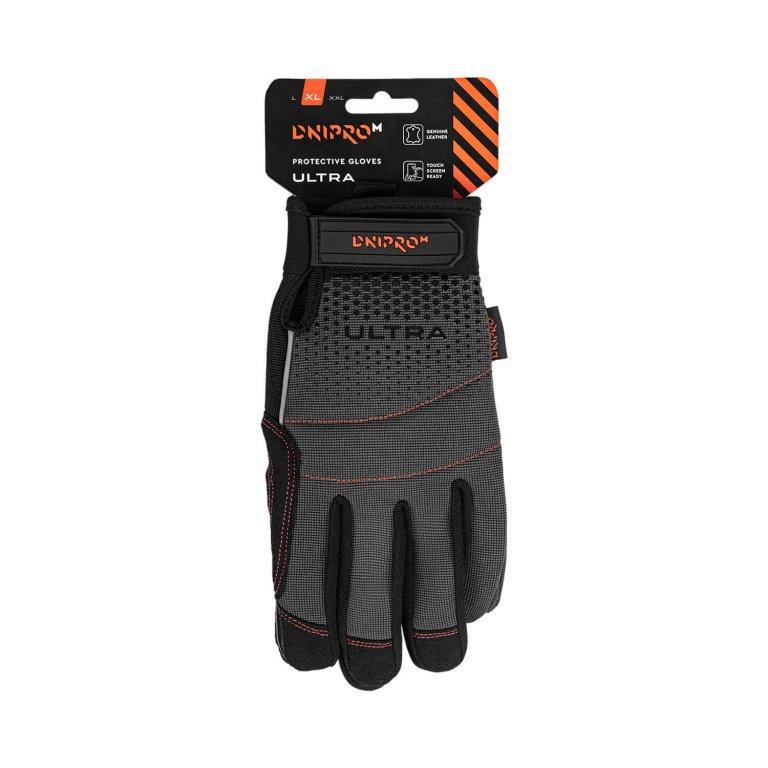 Перчатки защитные Dnipro-M ULTRA XL