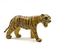 """Тигр кожа (11,5х21,5х5 см)(6"""")"""