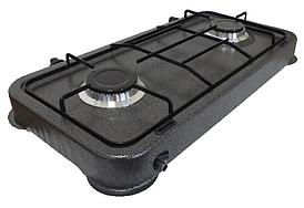 Газовая Плита GRUNHELM GGP-6002 двокомфорна без крышки