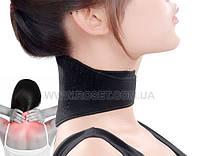 Накладка на шею из турмалина