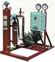 Компрессорный агрегат для сжиженного газа СOPRIM производительностью 30 куб. м./час